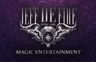 JEFF DE FIRE - Zauberkunst mit perfektem Entertainment aus Kiel