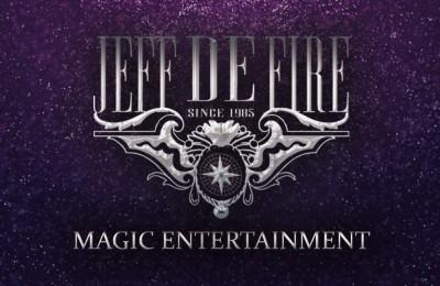 JEFF DE FIRE - Zauberkunst mit perfektem Entertainment aus Kiel